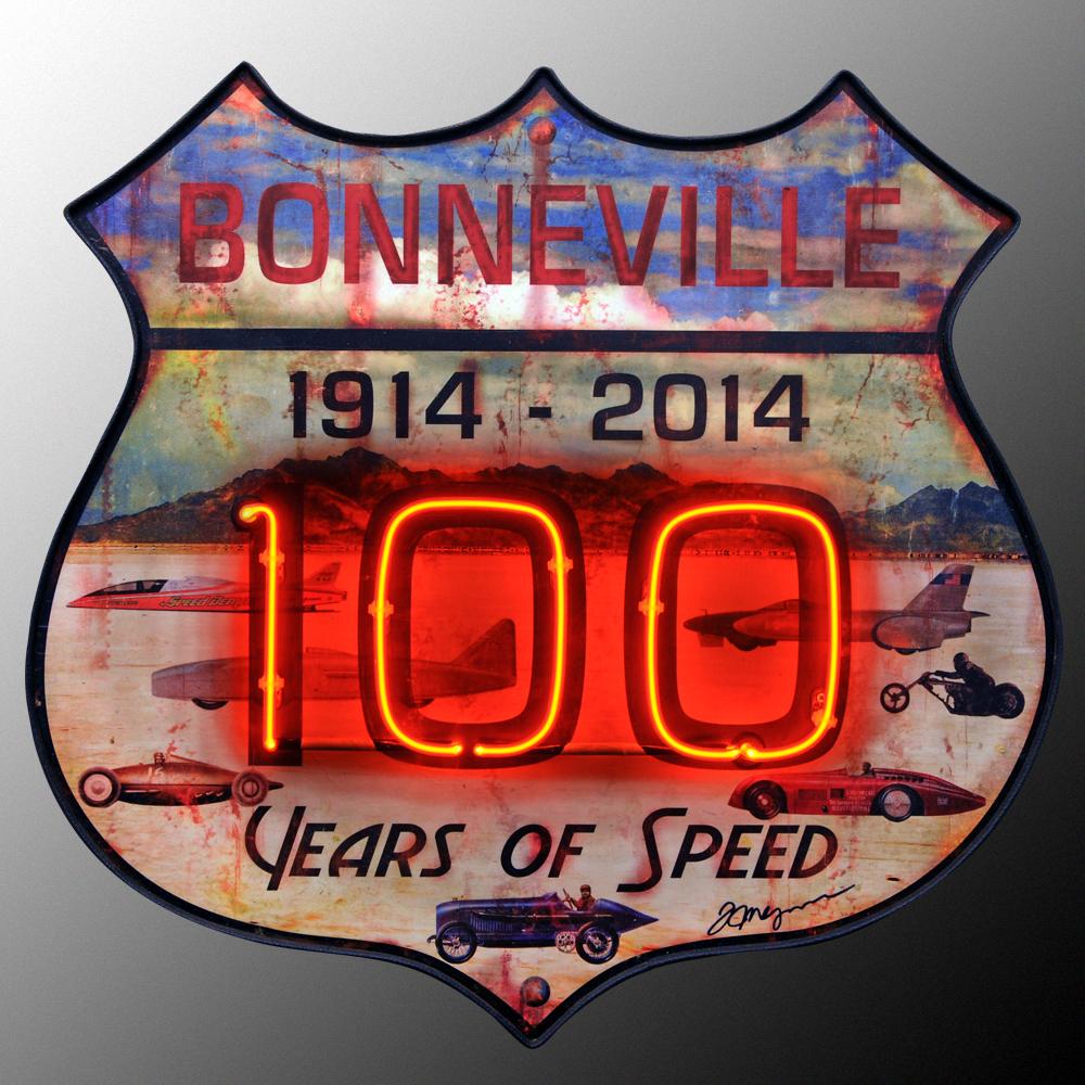 Bonneville 100