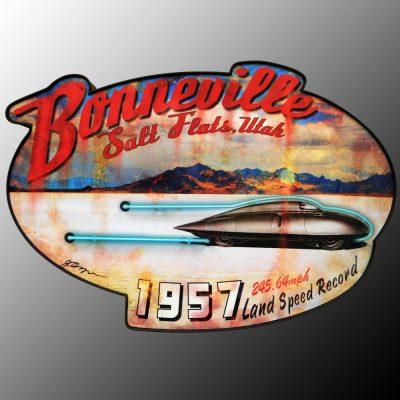 Bonneville 1957