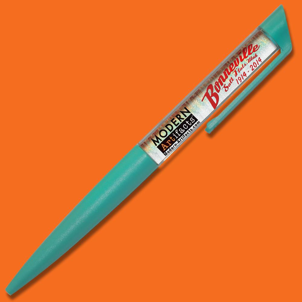 Bonneville Turquoise Pen