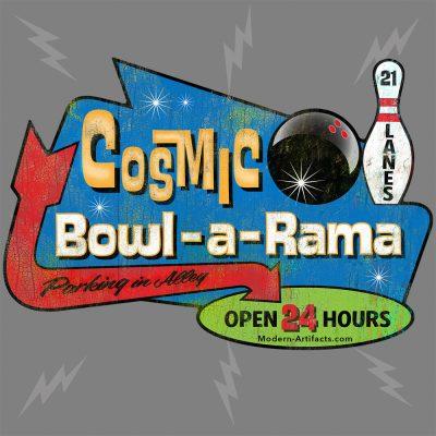 Cosmic Bowl-A-Rama
