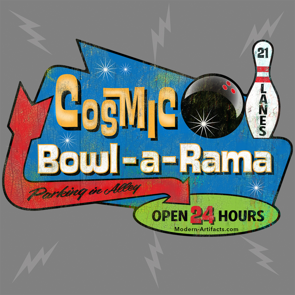 Cosmic Bowl-A-Rama