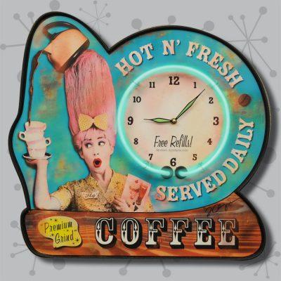 Flo Clock