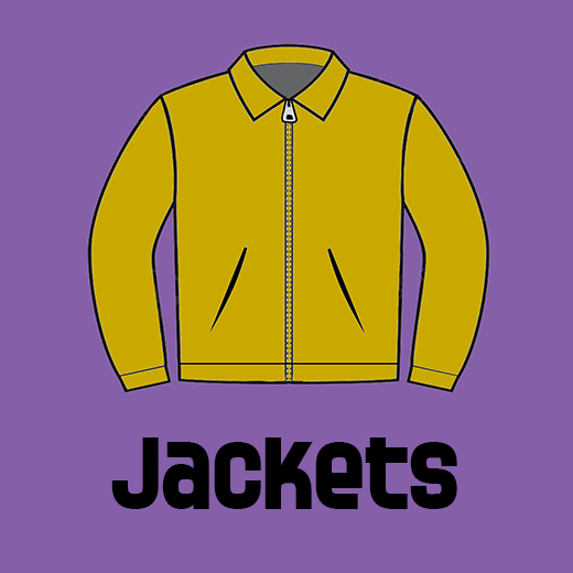 Jackets – COMING SOON
