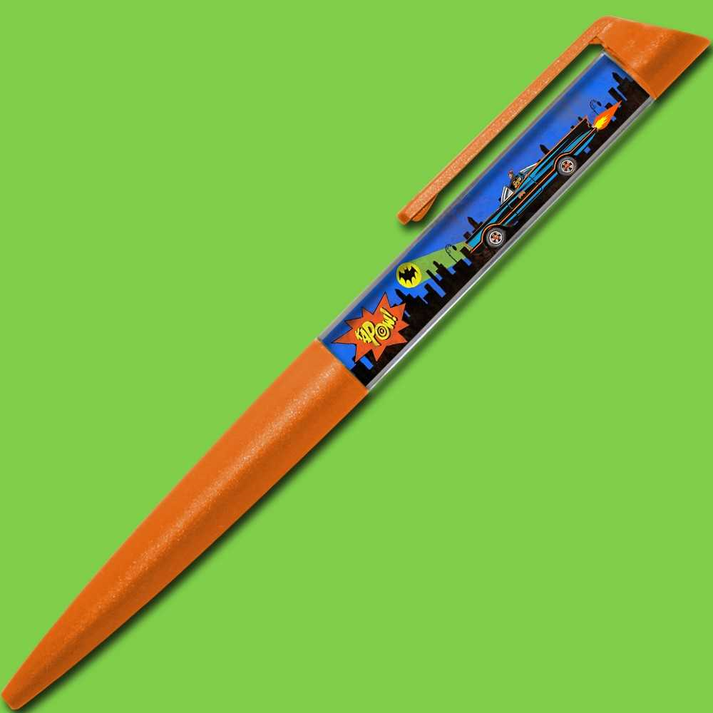 Kapow! Orange Pen