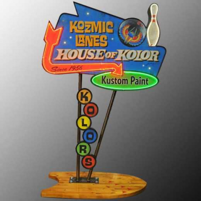 Kozmic Lanes