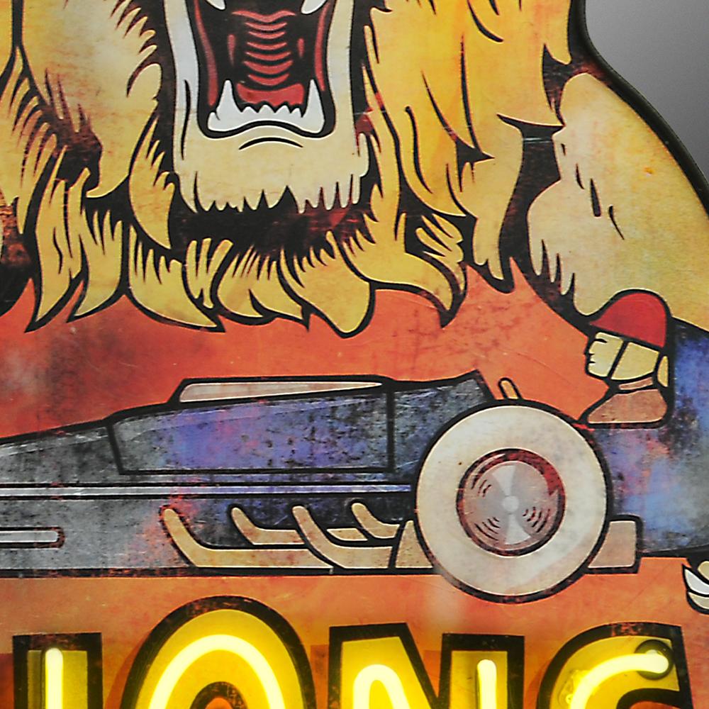 Lions Drag Strip