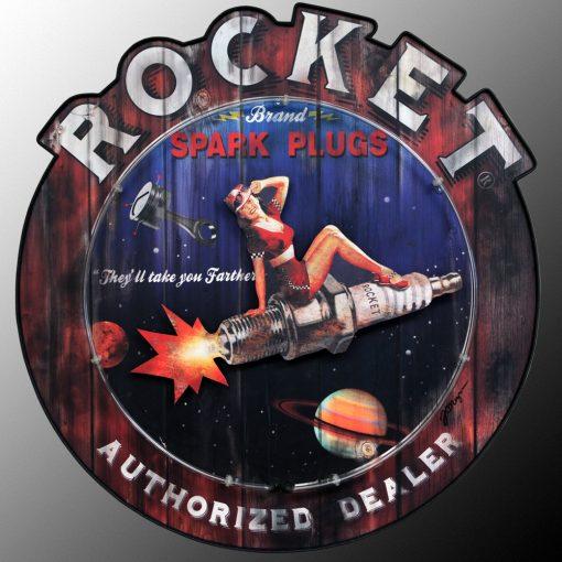 Rocket Spark Plugs