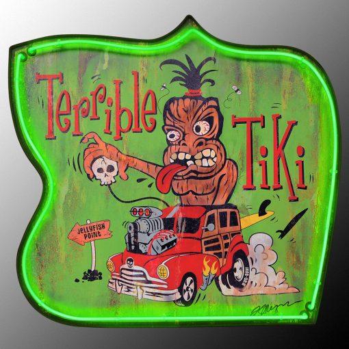 Terrible Tiki