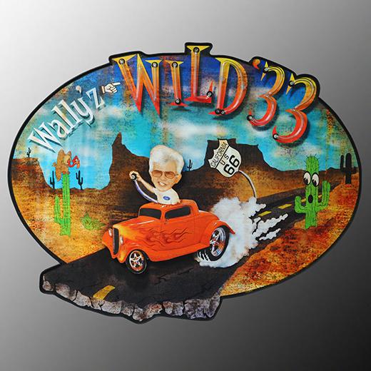Wally'z Wild 33