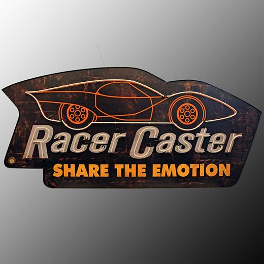 Racer Caster