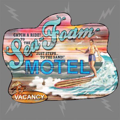 Seafoam Motel