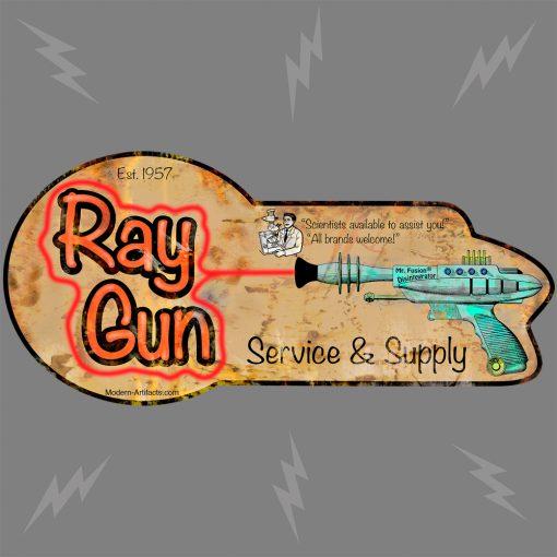 Ray Gun Service & Supply