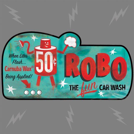 ROBO CAR WASH