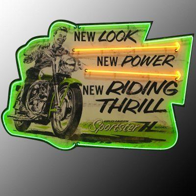 New Riding Thrill