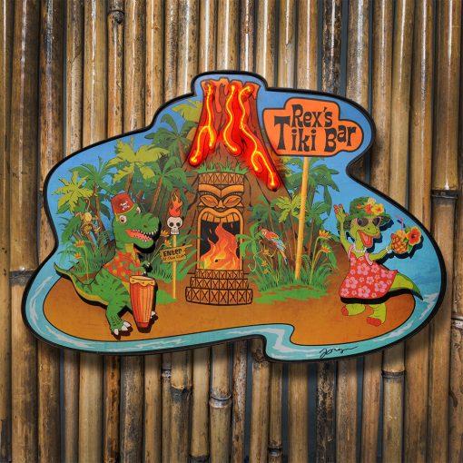 Rex's Tiki Bar
