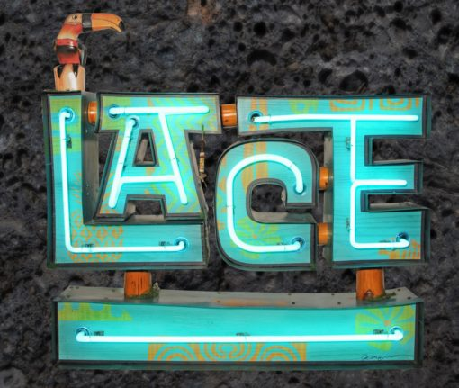Lace Tiki Logo