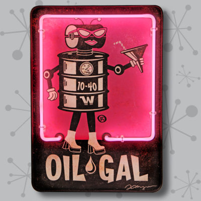 Oil Gal