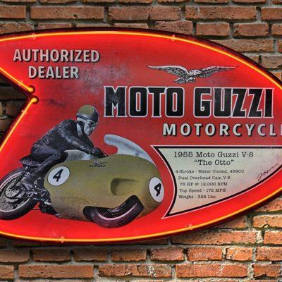 Moto Guzzi Otto